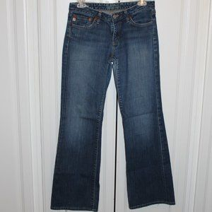 Big Star Mia, 28R Boot Cut Jeans
